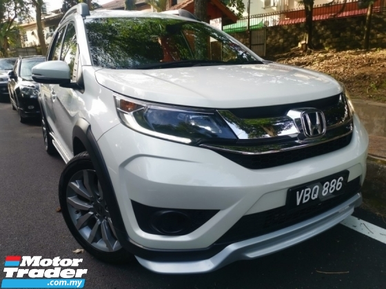 2018 HONDA BR-V 2018 HONDA BR-V 1.5 V I-VTEC (A) UNDER WARRANTY FULL SERVICE RECORD 1 LADY OWNER