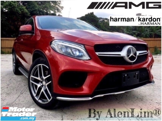 2016 MERCEDES-BENZ GLE FUL Mercedes Benz GLE350D COUPE AMG 4CAM 2016