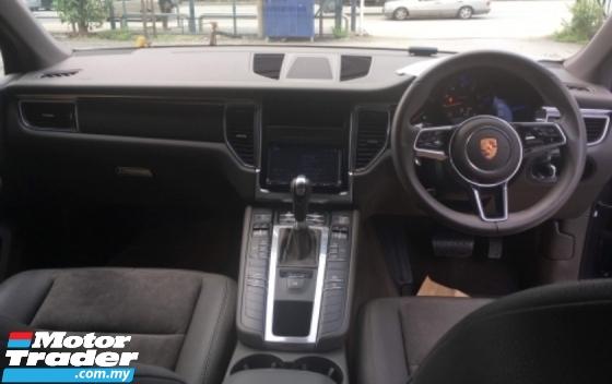 2015 PORSCHE MACAN 2.0 TURBO KEYLESS BROWN INT GREY Porsche MACAN 2.0