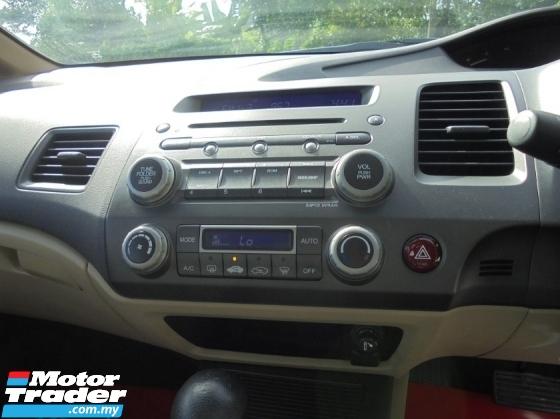 2007 HONDA CIVIC 1.8 S i-VTEC FD MUGEN TipTOP LikeNEW