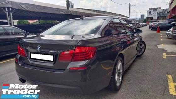 2014 BMW 5 SERIES 528I M-SPORTS (A) FULL SERVICE RECORD