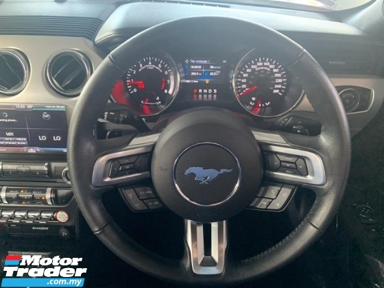 2016 FORD MUSTANG 2.3 Eco Boost Unregister 310HP 6Speed Shaker Sound