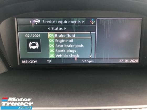2006 BMW 5 SERIES 525I M-SPORTS E60 2.5(A) ACTUAL YEAR MAKE 2008
