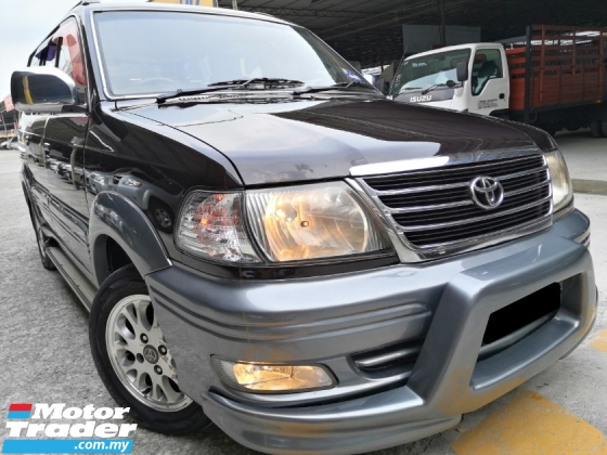 2004 TOYOTA UNSER Toyota Unser 1.8 LGX AT TIP-TOP CONDITION