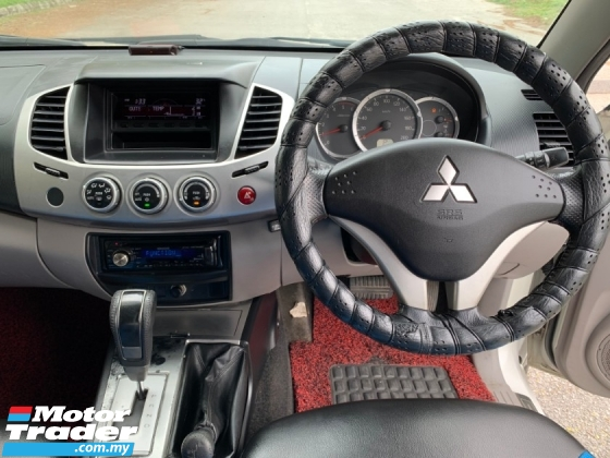 2013 MITSUBISHI TRITON 2.5 (A) VGT 4wd 1 Owner Only TipTop Condition