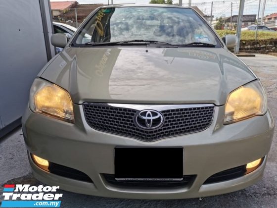 2006 TOYOTA VIOS 1.5 E FACELIFT (A) CASH ONLY TRUE YEAR MAKE