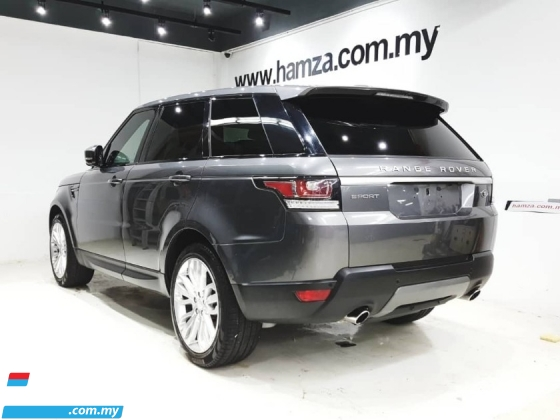 2015 LAND ROVER RANGE ROVER SPORT 2015 UNREGISTERED LAND ROVER SPORT HSE