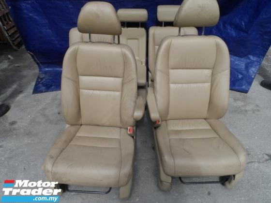 HONDA CROSSROAD SEAT SET