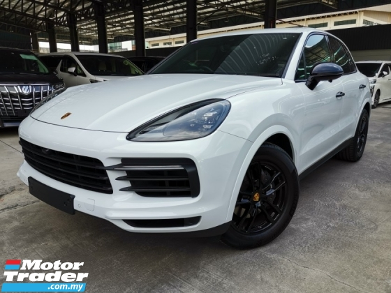 2019 PORSCHE CAYENNE CAYENNE TURBO V6 Turbo P/Roof BOSE Unreg OFFER