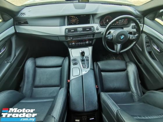 2017 BMW 3 SERIES 2017 BMW 520i M SPORTS(CKD) 2.0 FACELIFT VIP OWNER