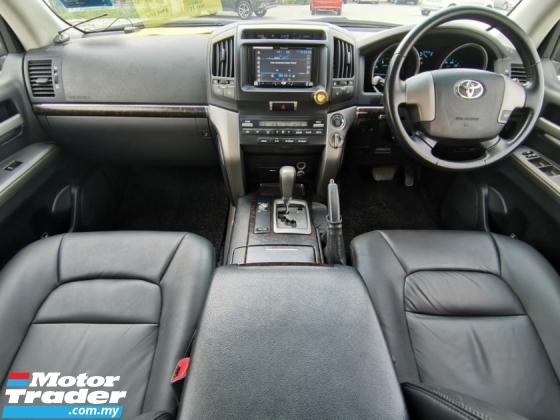 2008 TOYOTA LAND CRUISER 2008 Toyota LANDCRUISER 4.7 AX (A) 1 VIP OWNER