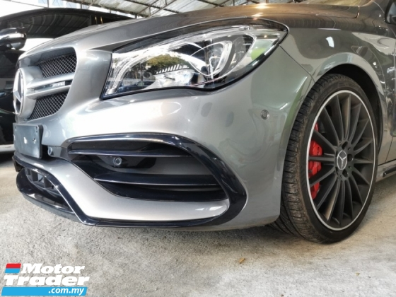 2017 MERCEDES-BENZ CLA 45 4MATIC BITURBO / NEW FACELIFT / PANORAMA ROOF / TIPTOP CONDITION FROM UK