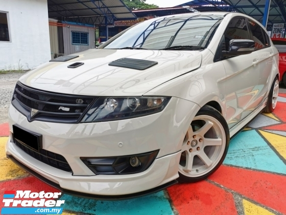 2013 PROTON SUPRIMA S Proton SUPRIMA S TURBO (A) P/SHIFT WARRNTY