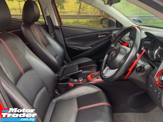 2016 MAZDA 2 1.5 (A) SKYACTIV Full Service Record 1 Owner Only