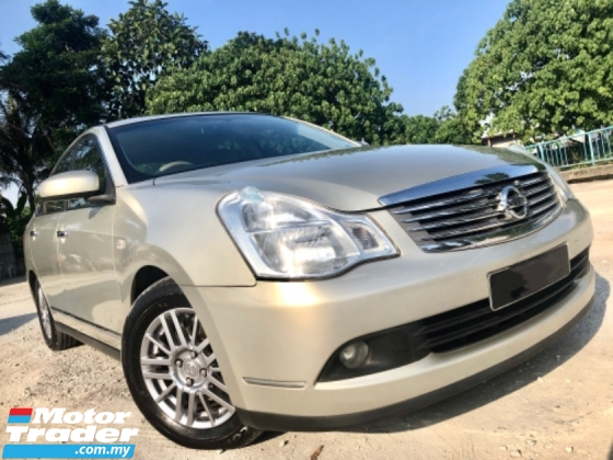 2010 NISSAN SYLPHY 2.0 LUXURY (A) FACELIFT FULL SPEC LEATHER SEAT