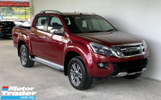 2017 ISUZU D-MAX 2.5 Auto Diesel Turbo High Grade Model