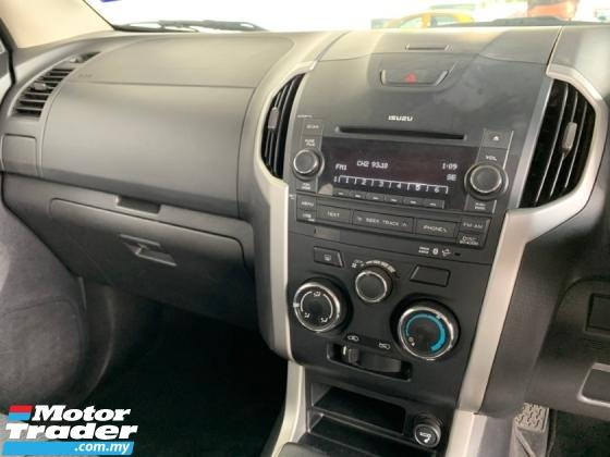 2017 ISUZU D-MAX 2.5 Auto Diesel Turbo High Grade Model