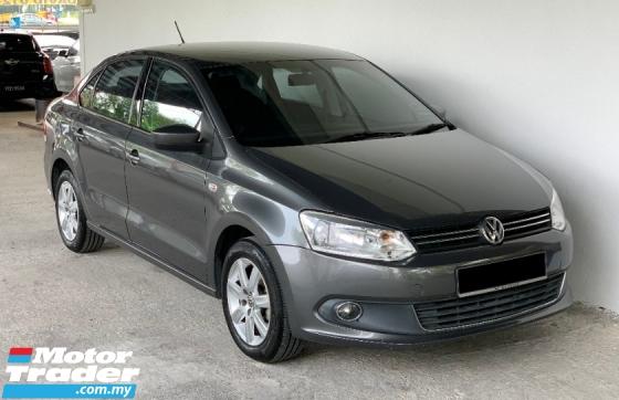 2015 VOLKSWAGEN POLO Volkswagen Polo 1.6 (A) High Grade Premium Model