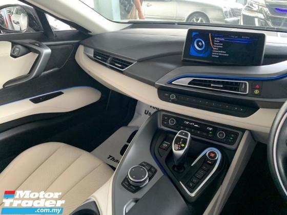 2016 BMW I8 1.5 PHEV Unregister Ful Spec H/Kardon Keyless Nego
