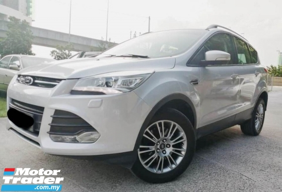 2015 FORD KUGA TITANIUM 1.6 TURBO POWER BOOT