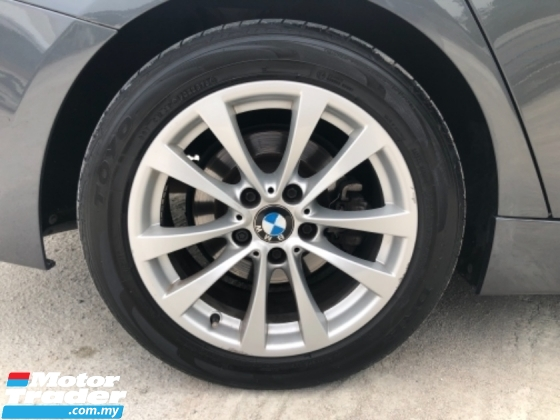 2016 BMW 3 SERIES 320I F30 SPORT LINE (CKD) 2.0 FACELIFT ACTUAL YEAR