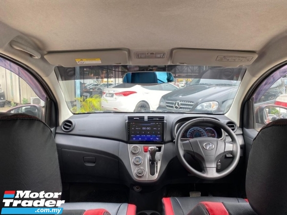 2014 PERODUA MYVI 1.3  SE (A) LEATHER SEAT A/PLYER