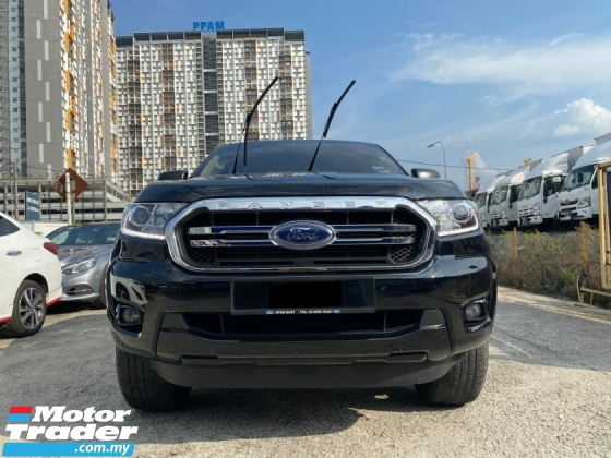 2019 FORD RANGER 2.0 XLT + (A) FULL SERVICE ** WARRANTY STILL HAVE