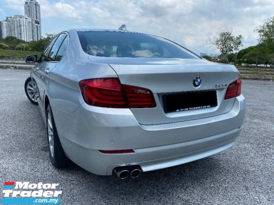 2011 BMW 5 SERIES 523I 2.5 10 SEDAN LUXURY PREMIUM CKD LOCAL