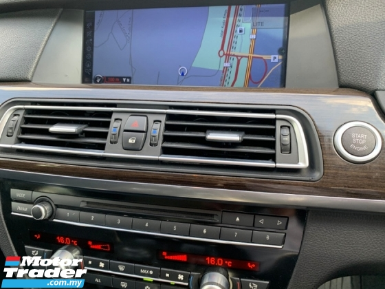 2010 BMW 7 SERIES 730LI 3.0 F02 SEDAN SUNROOF VACUM/DOOR CAR KING