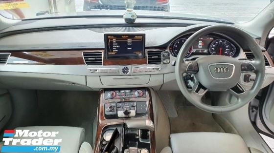 2014 AUDI A8 AUDI A8 L SE EXECUTIVE 4.0 TFSI QUATTRO
