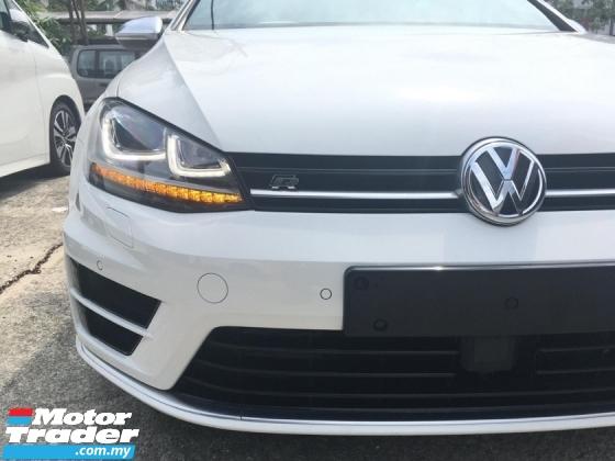 2015 VOLKSWAGEN GOLF PUSH START JPN SPEC DCC 2015 Volkswagen GOLF R