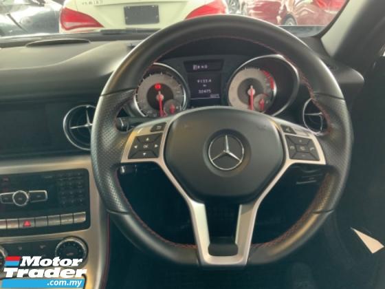 2015 MERCEDES-BENZ SLK 200 AMG sport package hardtop convertible unregistered