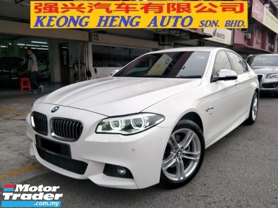 2017 BMW 5 SERIES 520I 2.0 M_SPORT FACELIFT UW22