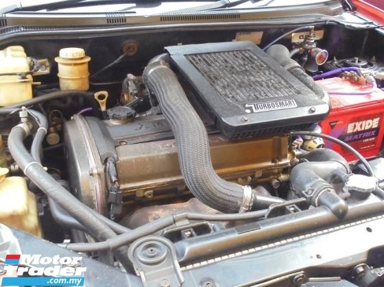 2003 MITSUBISHI AIRTREK 2.4 4G64 Turbo TipTOP Condition