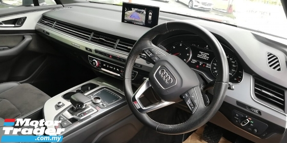 2015 AUDI Q7 Audi Q7 S line Quattro