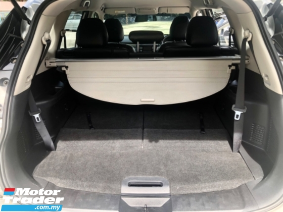 2016 NISSAN X-TRAIL 2.0 IMPUL (A) FACELIFT 1 OWNER TIP-TOP CONDITION