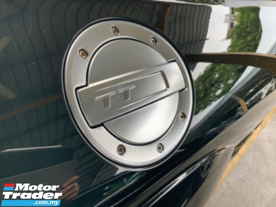 2016 AUDI TT 2.0 TFSI Quattro S Line package Paddle shifter Drive select Digital meter unreg