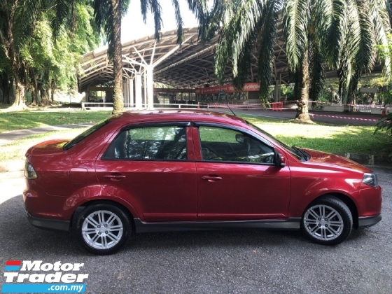 2014 PROTON SAGA 1.6 FLX SE (A) LEATHER SPECIAL EDITION