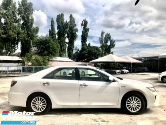 2016 TOYOTA CAMRY  2.0E VVT-iW NEW ENGINE (A) FACELIFT LEATHER SEAT