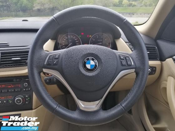 2012 BMW X1 SDRIVE20I 2.0 SUV TWIN POWER TURBO WARRANTY