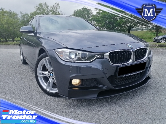 2015 BMW 3 SERIES 328I M-SPORT 2.0 F30 CKD LOCAL NAVI WARRANTY