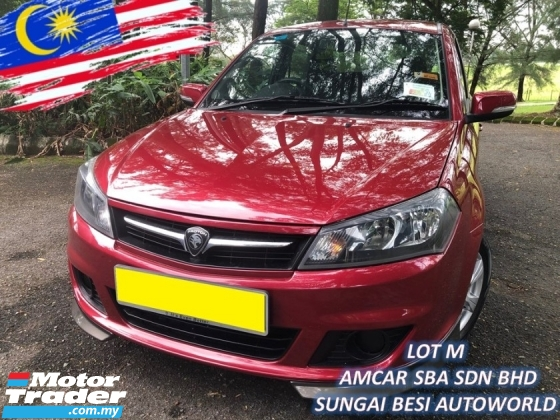 2016 PROTON SAGA 1.3 PLUS (A) EXECUTIVE FULL SRV PESB 70K KM