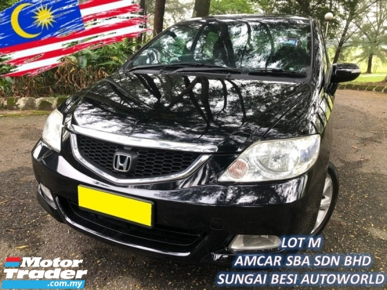 2008 HONDA CITY 1.5 VTEC FACELIFT (A) ENHANCED SALE
