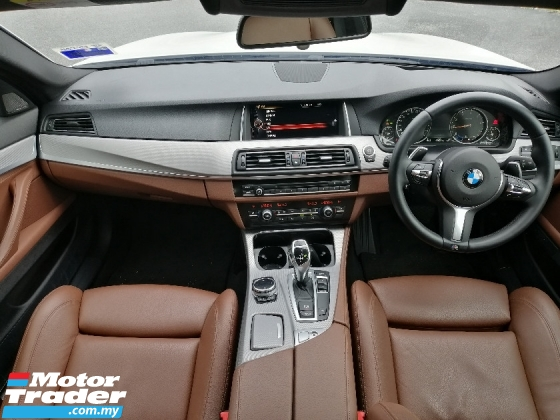 2014 BMW 5 SERIES 528I M-SPORTS 2.0 LCI FL F10 DIGITAL/METER CKD