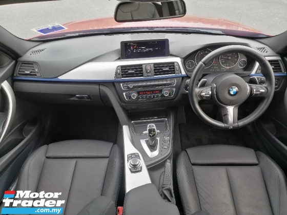 2013 BMW 3 SERIES 328I M-SPORT 2.0 F30 CKD LOCAL NAVI CAR KING