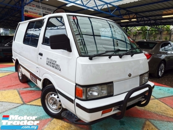 1999 NISSAN VANETTE Nissan VANETTE C22 1.5 (M) TIPTOP CONDITION WRRNTY