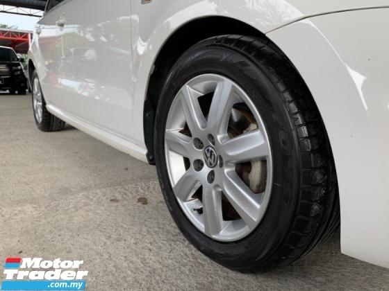 2015 VOLKSWAGEN POLO 1.6 (A) Hatchback Sporty Model
