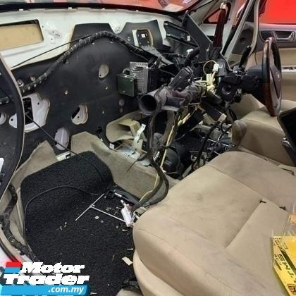 Toyota Vellfire Alphard Wiring Specialist Workshop Bengkel