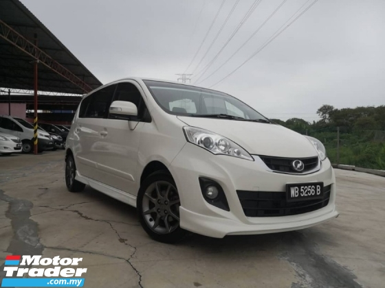 2015 PERODUA ALZA 1.5 ADVANCED GHP