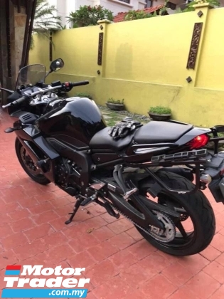 2013 YAMAHA FAZER 1000 GT Full Fairing and side boxes